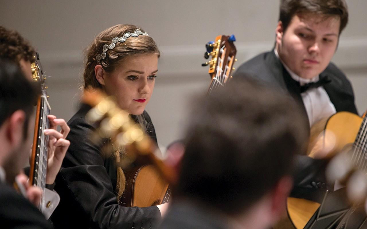 Classical Guitar   University Of Cincinnati